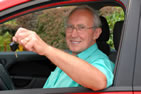 Driving evaluations for senior drivers